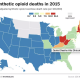 Opioid Deaths Hits Ohio at Higher Rate